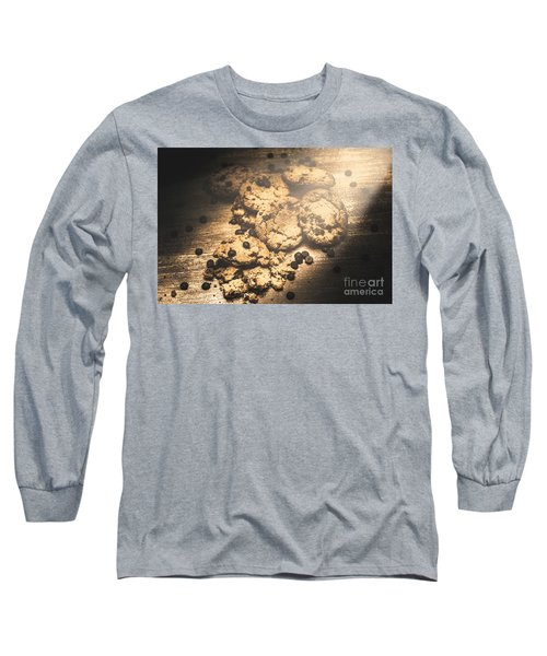 Home Biscuit Baking Long Sleeve T-Shirt