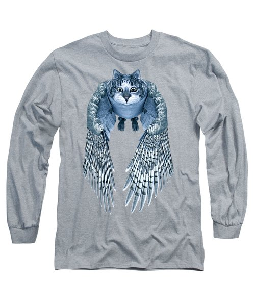 Home Of The Meowl Long Sleeve T-Shirt