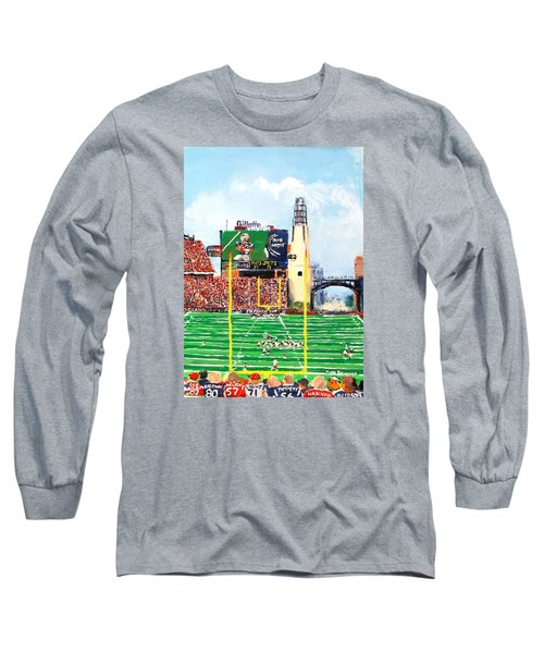 Home Of The Pats Long Sleeve T-Shirt