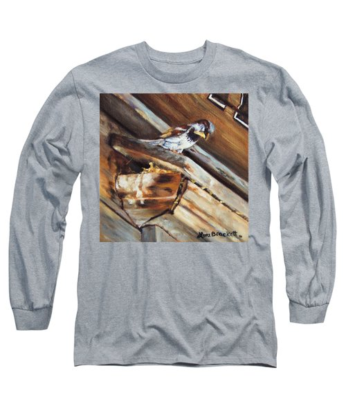 Home Under The Sign Long Sleeve T-Shirt