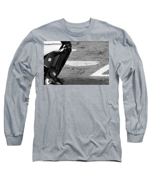 Long Sleeve T-Shirt featuring the photograph Homeland Security by Laddie Halupa