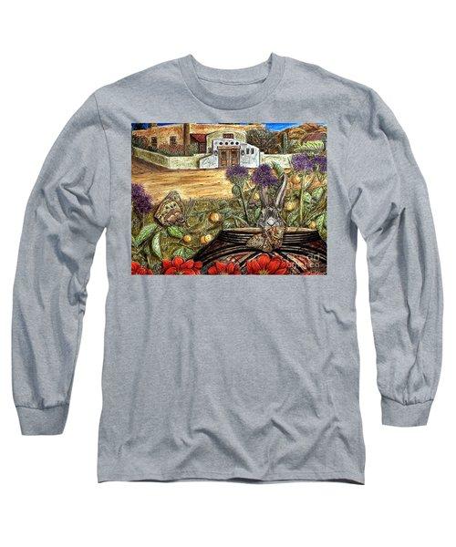Homesteading Long Sleeve T-Shirt
