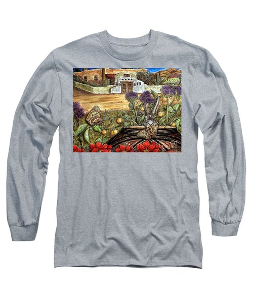 Homesteading Long Sleeve T-Shirt