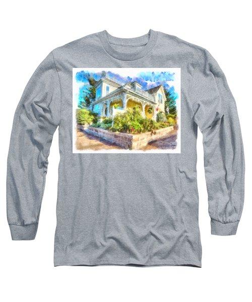 Home,sweet Home Long Sleeve T-Shirt