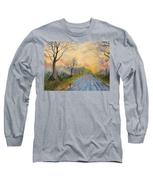 Homeward Bound For Kilham Long Sleeve T-Shirt