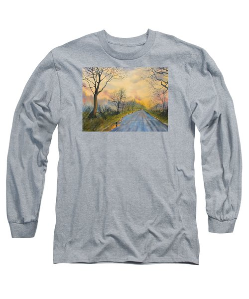Homeward Bound For Kilham Long Sleeve T-Shirt