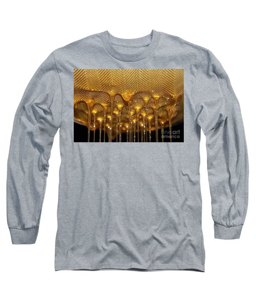 Long Sleeve T-Shirt featuring the photograph Honey Drip by Stephen Mitchell