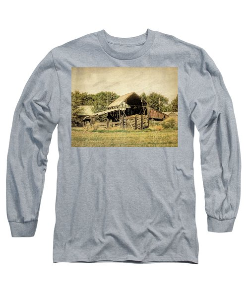 Hooper Hay Shed Long Sleeve T-Shirt