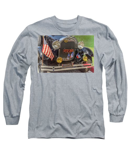 Hoover Era Ford Long Sleeve T-Shirt