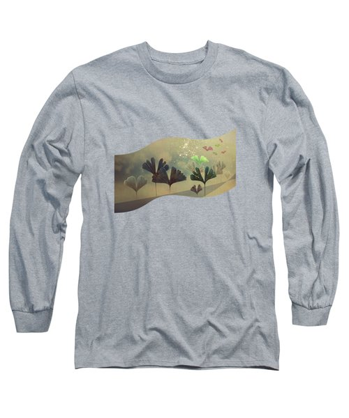 Hope Long Sleeve T-Shirt by AugenWerk Susann Serfezi