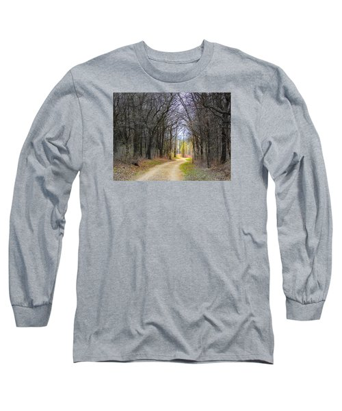 Hope In A Dark Forest Long Sleeve T-Shirt
