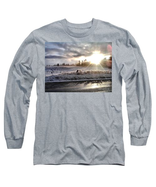 Hope  Long Sleeve T-Shirt by Rory Sagner