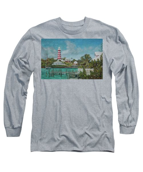 Hope Town Memory Long Sleeve T-Shirt