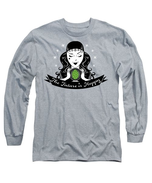 Hoppy Fortune Teller Long Sleeve T-Shirt