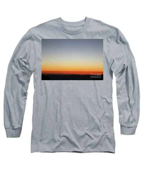 Horizon On Fire Long Sleeve T-Shirt