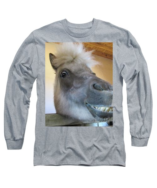 Horse 11 Long Sleeve T-Shirt
