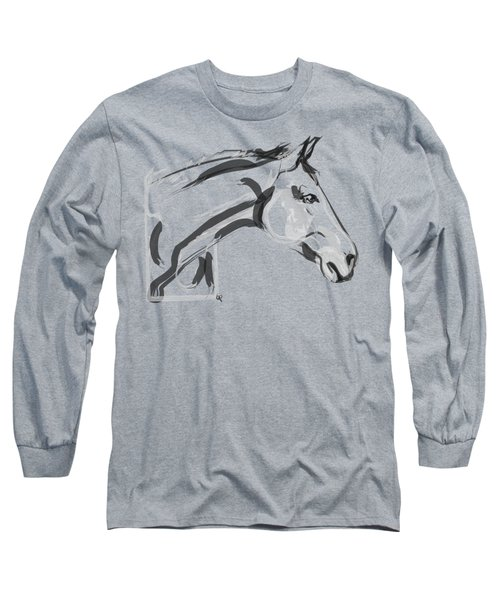 Horse - Lovely Long Sleeve T-Shirt