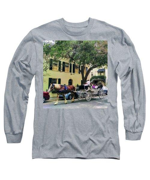 Horse Stories Long Sleeve T-Shirt