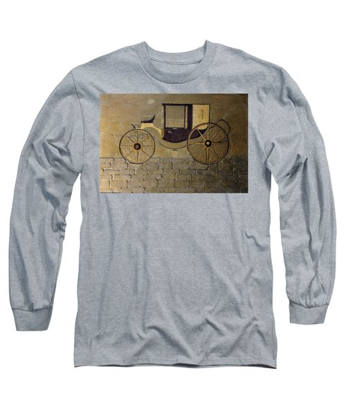 Horseless Carriage Long Sleeve T-Shirt