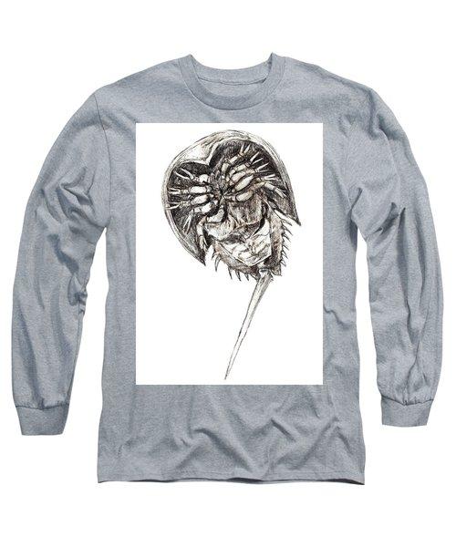 Horseshoe Crab Long Sleeve T-Shirt