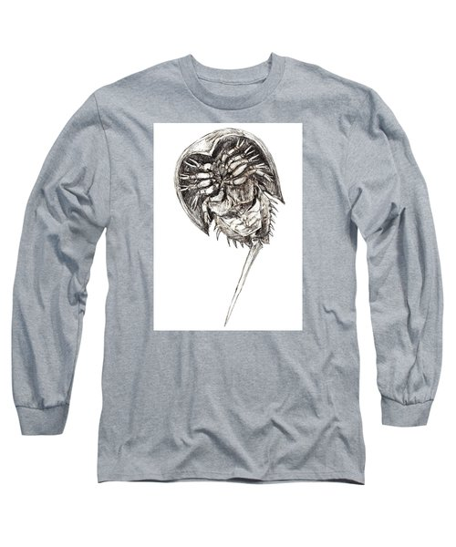 Horseshoe Crab Long Sleeve T-Shirt