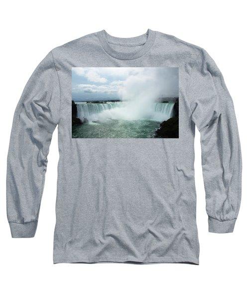 Horseshoe Falls Long Sleeve T-Shirt
