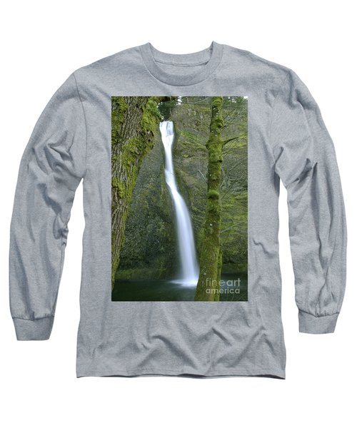 Horsetail Falls Long Sleeve T-Shirt
