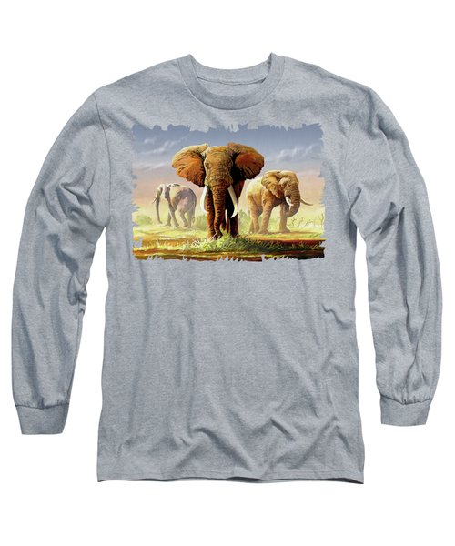 Hot Mara Afternoon Long Sleeve T-Shirt