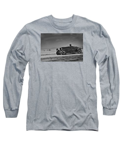 Hot Rods At Pendine 14 Long Sleeve T-Shirt