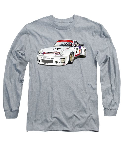 Hotchkis Rsr Lm 1980 Long Sleeve T-Shirt