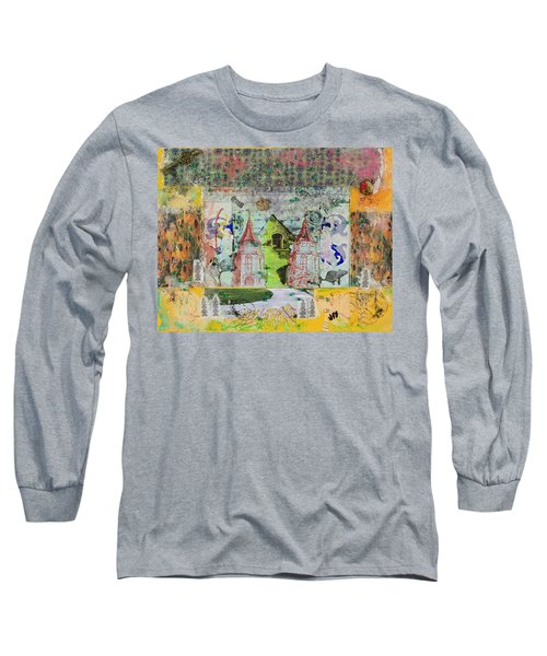 House #4 Long Sleeve T-Shirt