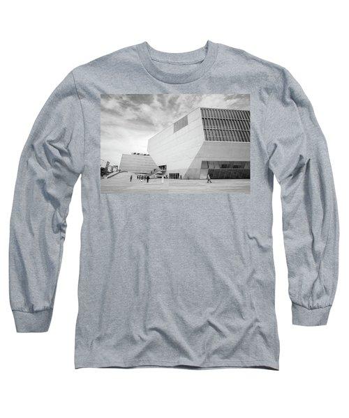 House Of Music Long Sleeve T-Shirt