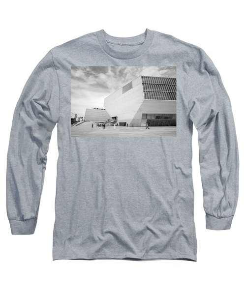 House Of Music Long Sleeve T-Shirt