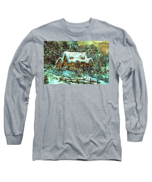 House Of Solace Long Sleeve T-Shirt