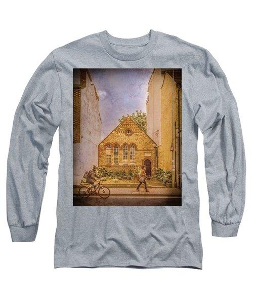 Oxford, England - House On Walton Street Long Sleeve T-Shirt