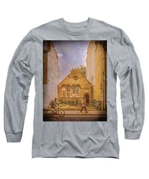 Oxford, England - House On Walton Street Long Sleeve T-Shirt