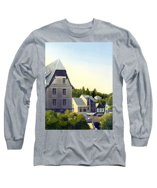 Houses At Murol Long Sleeve T-Shirt