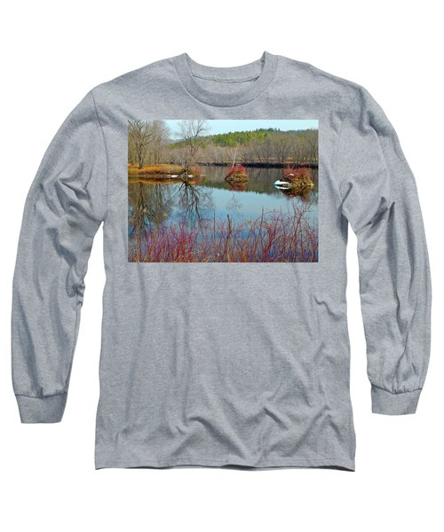 Housesitting 41 Long Sleeve T-Shirt