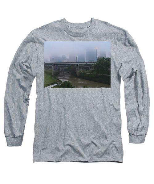 Houston Circa 2007 Long Sleeve T-Shirt