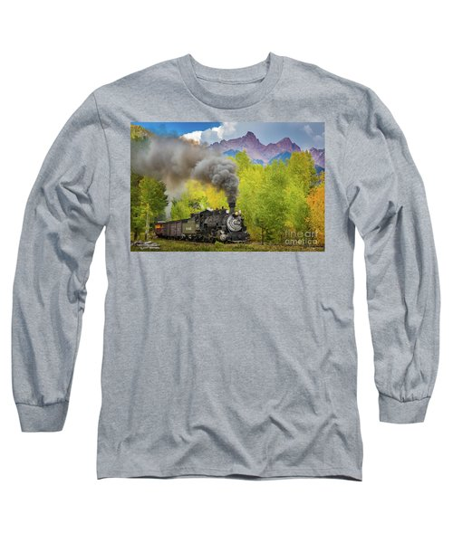Huffing And Puffing Long Sleeve T-Shirt