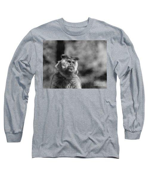 Human Thoughts Long Sleeve T-Shirt