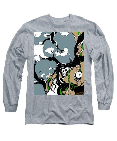 Humanity Rising Long Sleeve T-Shirt