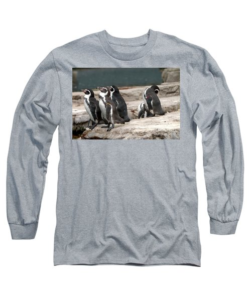 Humboldt Penguins Long Sleeve T-Shirt