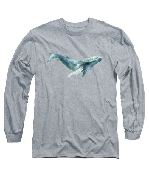 Humpback Whale Long Sleeve T-Shirt