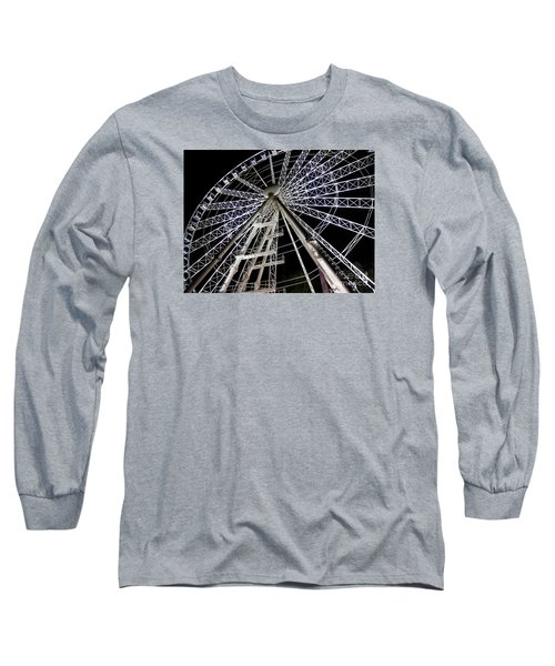 Hungarian Wheel Long Sleeve T-Shirt