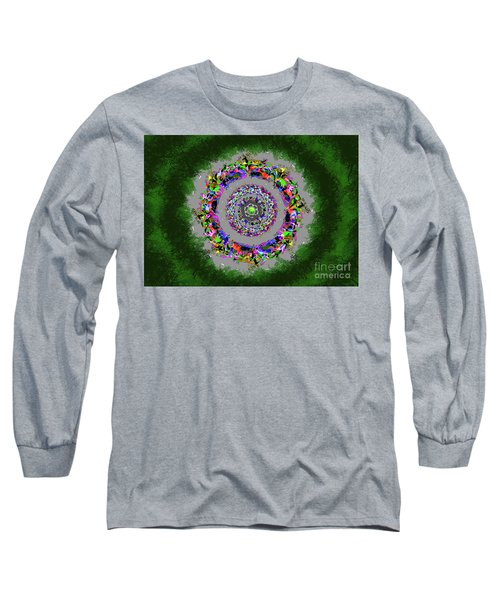 Hunted Without Tears In Their Eyes Long Sleeve T-Shirt