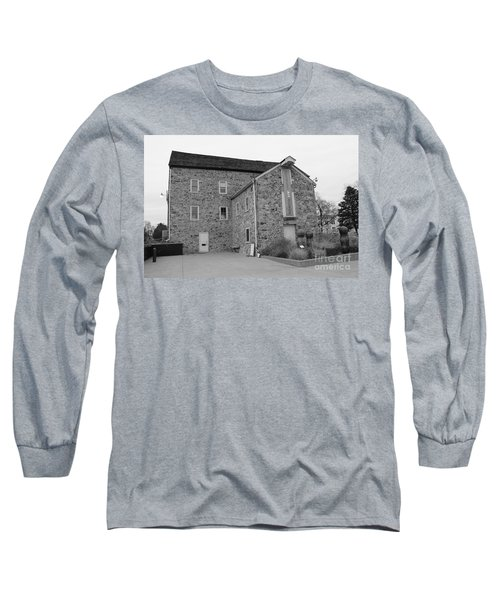 Hunterdon Art Museum Long Sleeve T-Shirt