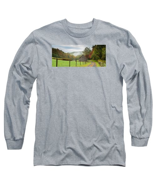Hunting Cabin-3 Long Sleeve T-Shirt
