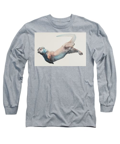 Hunting In The Deep Long Sleeve T-Shirt