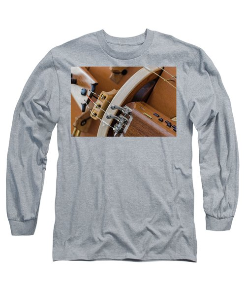 Hurdy Gurdy Long Sleeve T-Shirt
